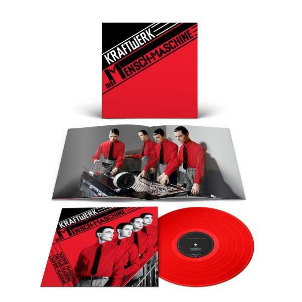 Die Mensch-Maschine (tysk version) - Kraftwerk - Musik - PLG UK Frontline - 0190295272319 - 9/10-2020