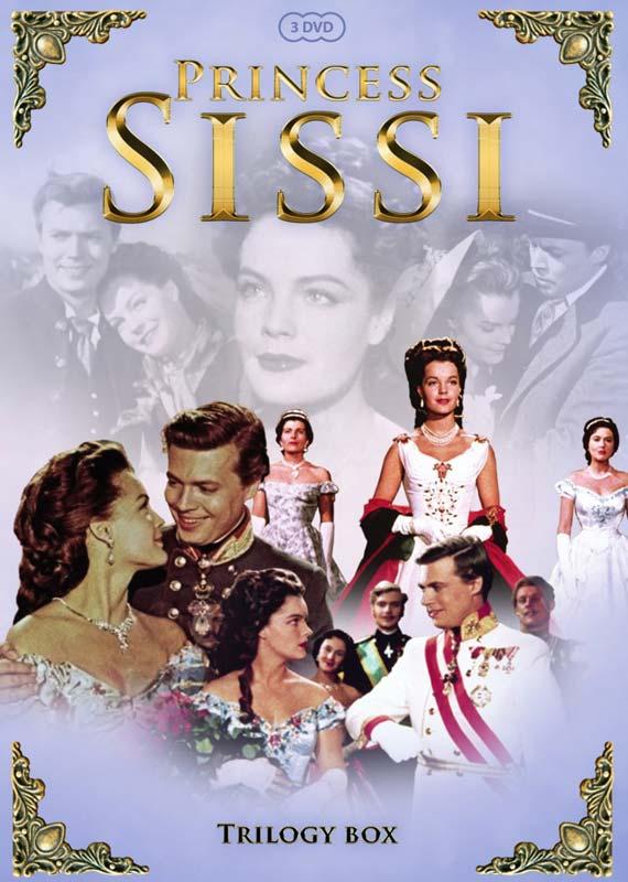 Prinsesse Sissi Trilogi -  - Film -  - 5709165516320 - 19/11-2020