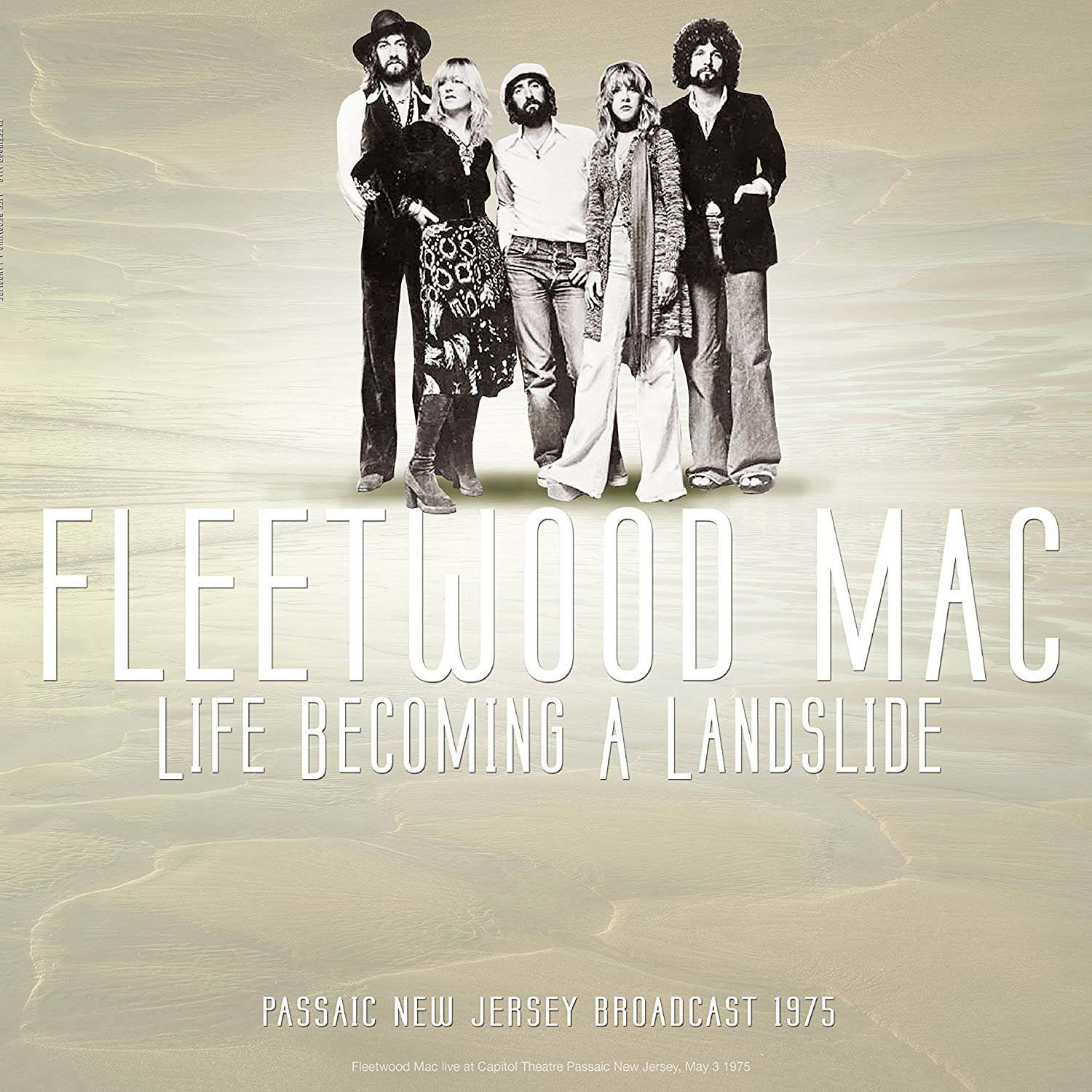 Best of Live at Life Becoming a Landslide Passaic New Jersey Broadcast 1975 - Fleetwood Mac - Musik - CULT LEGENDS - 8717662574320 - 1970