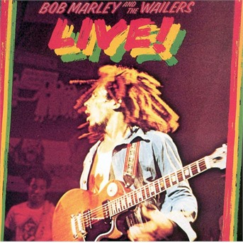 Live - Bob Marley and the Wailers - Musik - MANGO - 0042284620321 - 1970