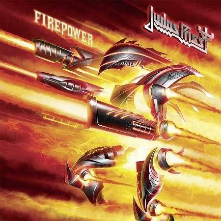 Firepower - Judas Priest - Musik - Sony Owned - 0190758048321 - 9/3-2018