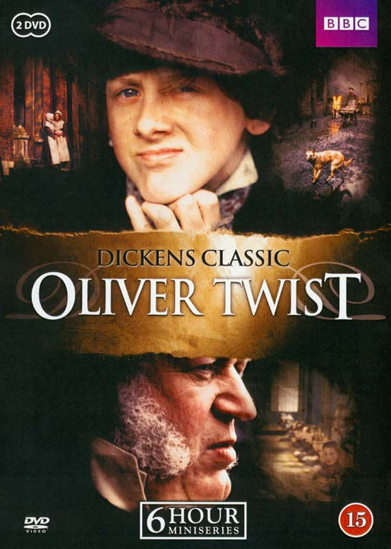 Oliver Twist  (BBC) -  - Film - SOUL MEDIA - 5709165142321 - 1970