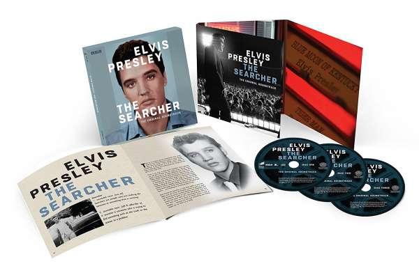 Elvis Presley: The Searcher (Soundtrack) - Elvis Presley - Musik - RCA - 0190758067322 - 6/4-2018