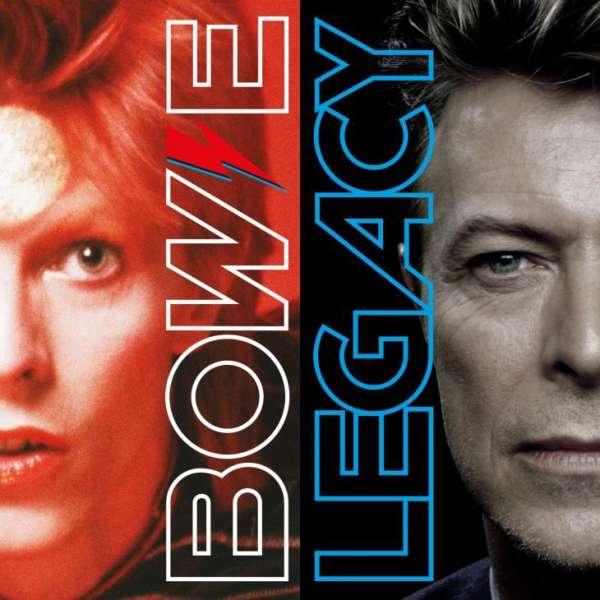Legacy - David Bowie - Musik - BRUSHFIRE - 0190295918323 - 6/1-2017