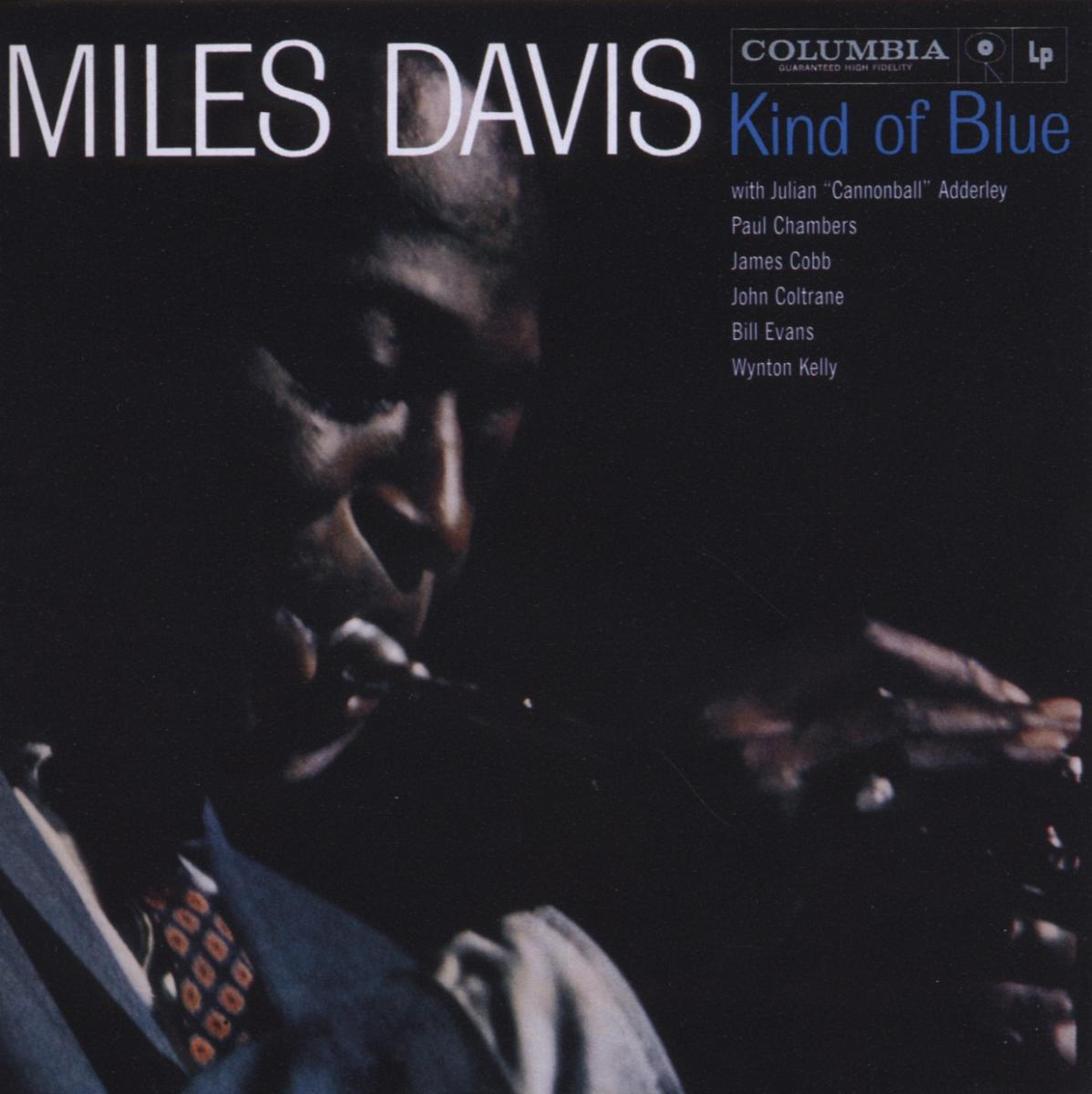 Kind of Blue - Miles Davis - Musik - COLUMBIA - 0886974392323 - 11/2-2009