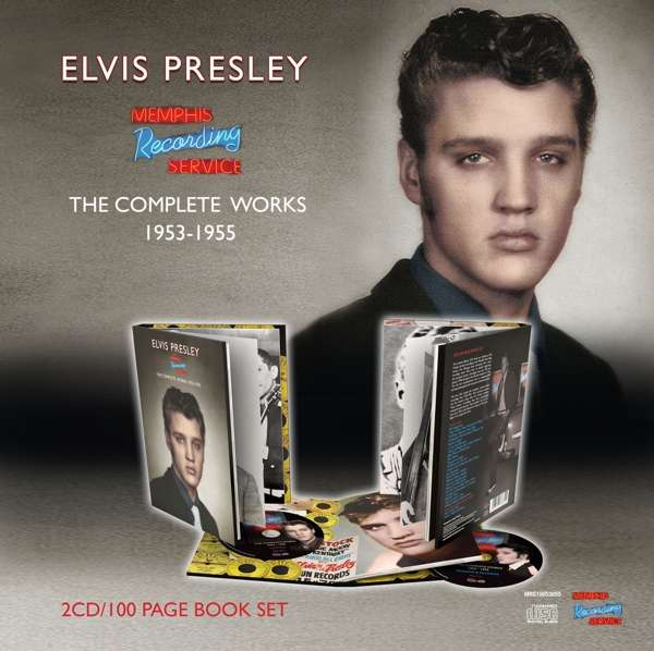 Memphis Recording Service:complete Works 1953-1955 - Elvis Presley - Musik - MEMPHIS RECORDING - 5024545766325 - 1/12-2016
