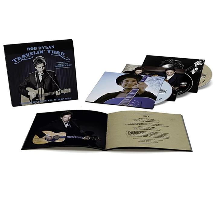 Bootleg Series 15: Travelin' Thru, 1967 - 1969 - Bob Dylan - Musik - COLUMBIA - 0190759819326 - 1/11-2019