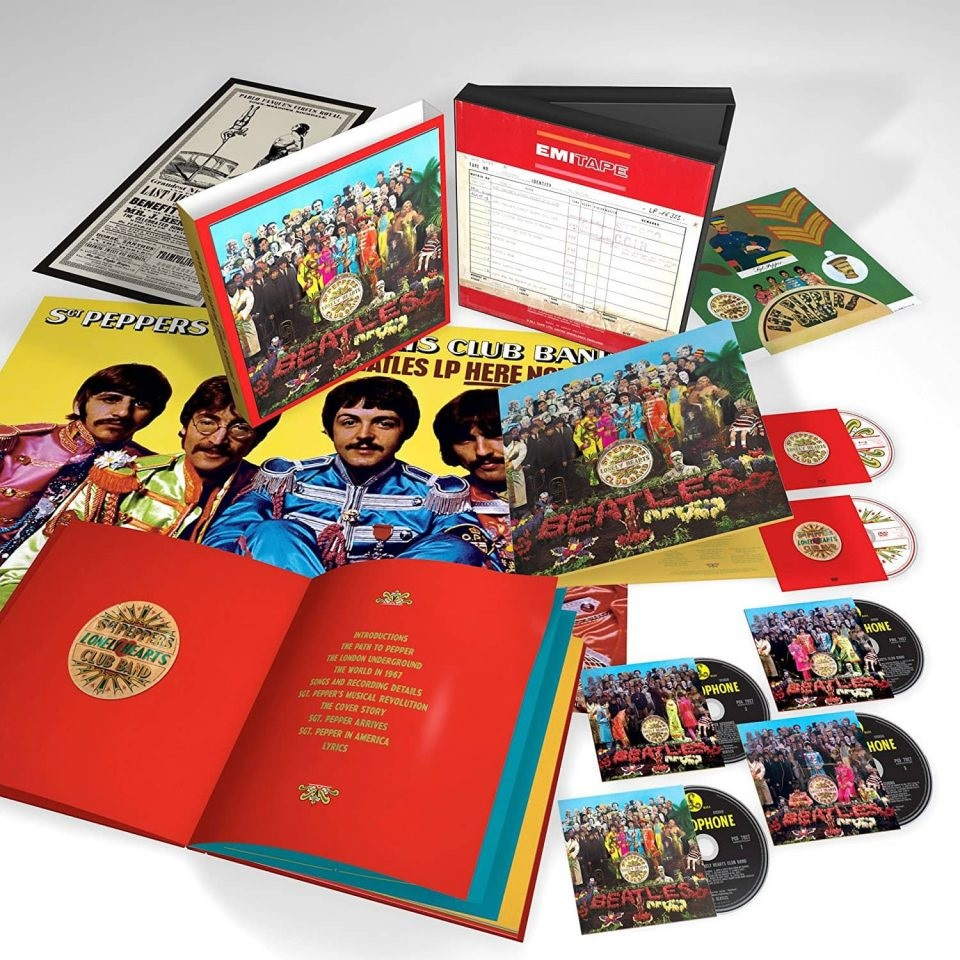 Sgt. Pepper's Lonely Hearts Club Band - The Beatles - Musik -  - 0602557455328 - 26/5-2017