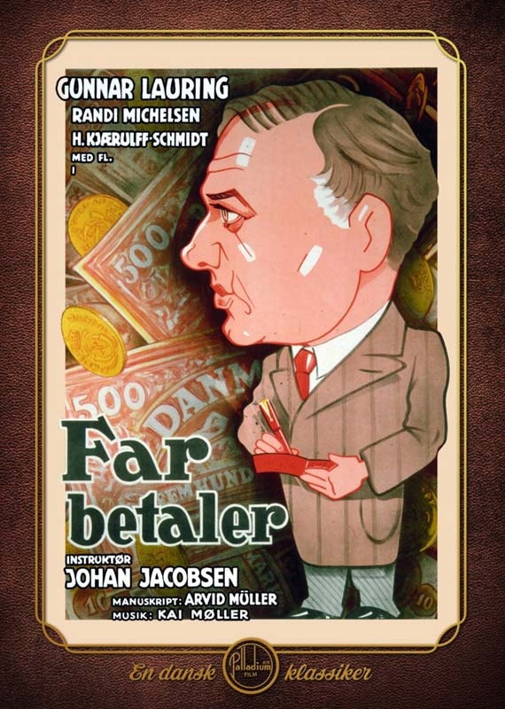 Far Betaler -  - Film - PALLADIUM - 5709165325328 - 6/9-2018