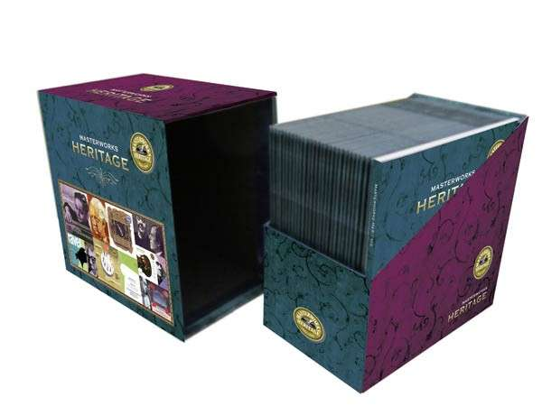 Masterworks Heritage Collection - Diverse Artister - Musik - Sony Owned - 0888837327329 - 29/7-2013