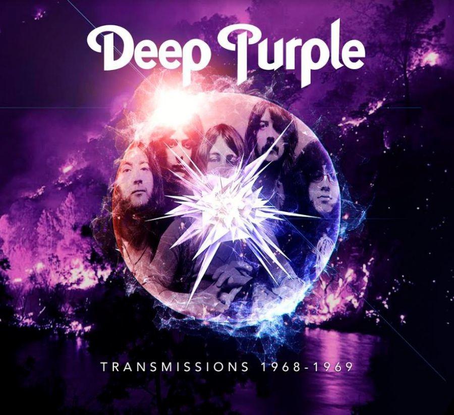 Transmissions 1968-1969 - Deep Purple - Musik - AUDIO VAULTS - 5060209013329 - 18/9-2020
