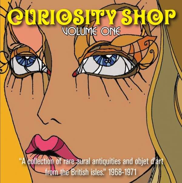 Curiosity Shop Vol.1 - V/A - Musik - PARTICLES - 8690116405329 - 20/1-2017
