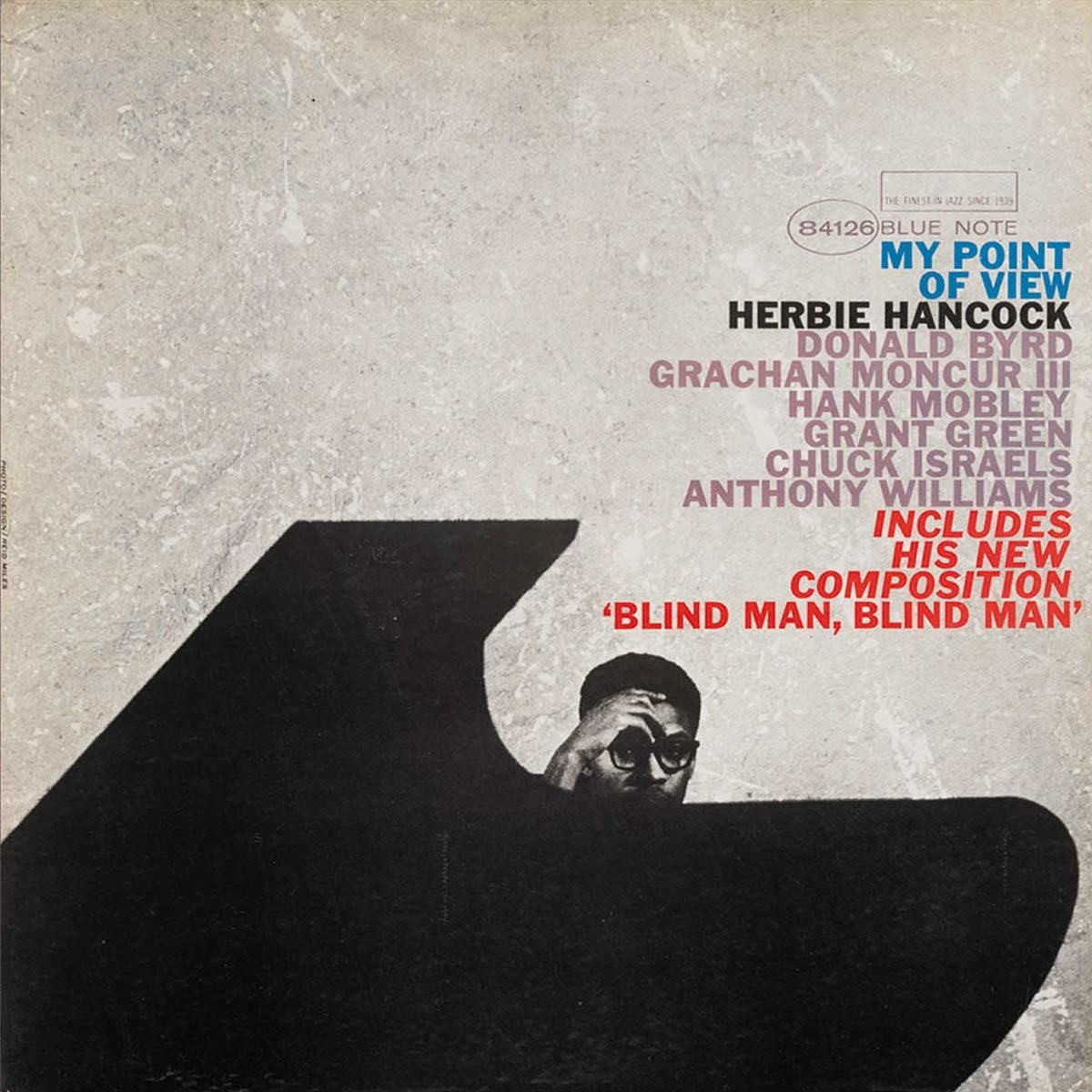 My Point of View - Herbie Hancock - Musik - BLUE NOTE - 0602508811333 - 30/10-2020