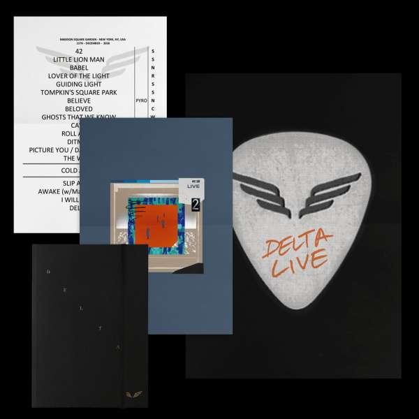 Delta Diaries - Mumford & Sons - Musik -  - 0602435183343 - 20/11-2020