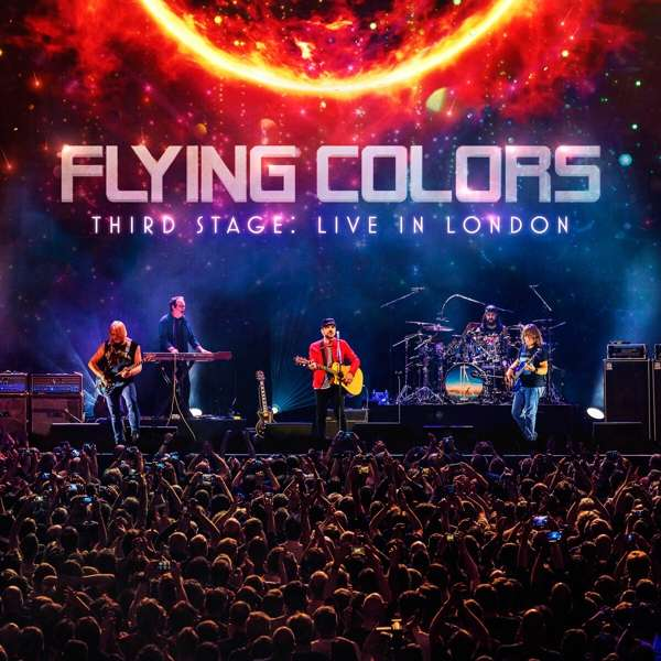 Third Stage: Live In London - Flying Colors - Musik - MUSIC THEORIES - 0810020502343 - 18/9-2020