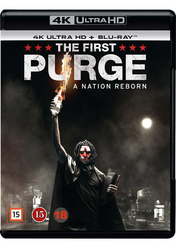 The First Purge -  - Film -  - 5053083165345 - 15/11-2018