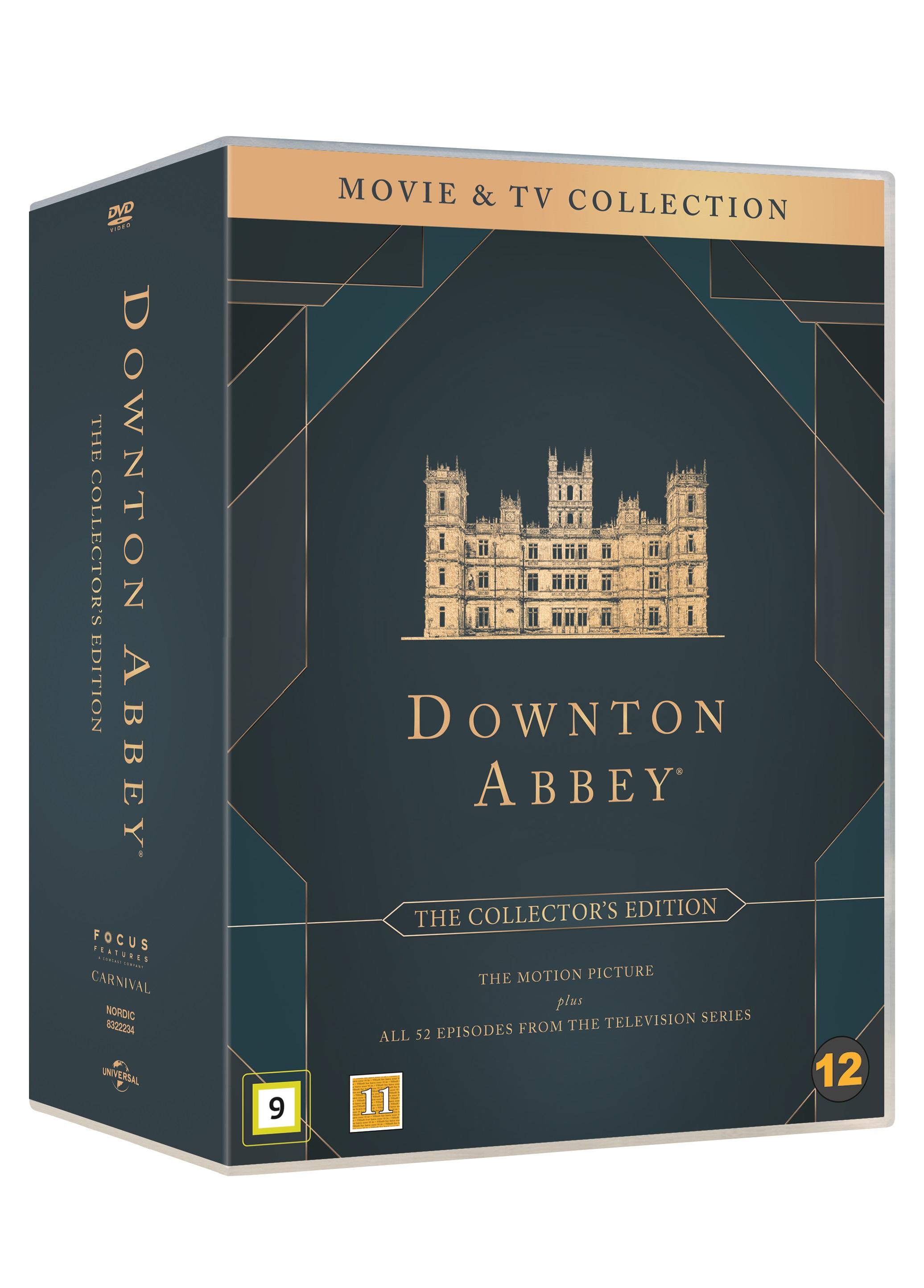 Downton Abbey - The Collectors' Edition - Downton Abbey - Film -  - 5053083222345 - 5/10-2020
