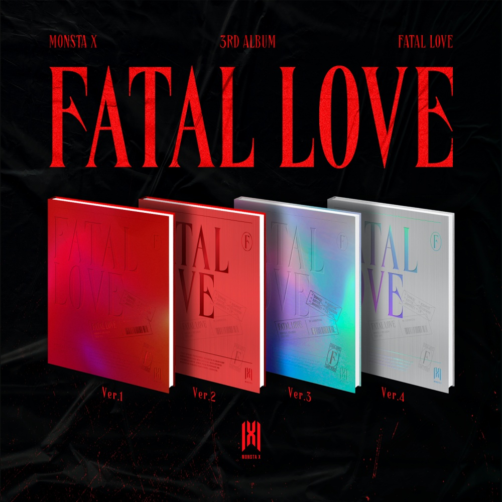 VOL.3 [FATAL LOVE] - MONSTA X - Musik -  - 8804775151347 - 4/11-2020