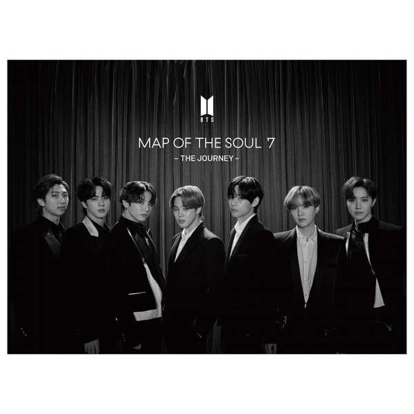 Map of the Soul 7: ~the Journey~ - Bts - Musik - VIRGIN - 0602508935350 - 7/8-2020