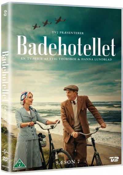 Badehotellet - Sæson 7 - Badehotellet - Film -  - 5706169003351 - 21/9-2020