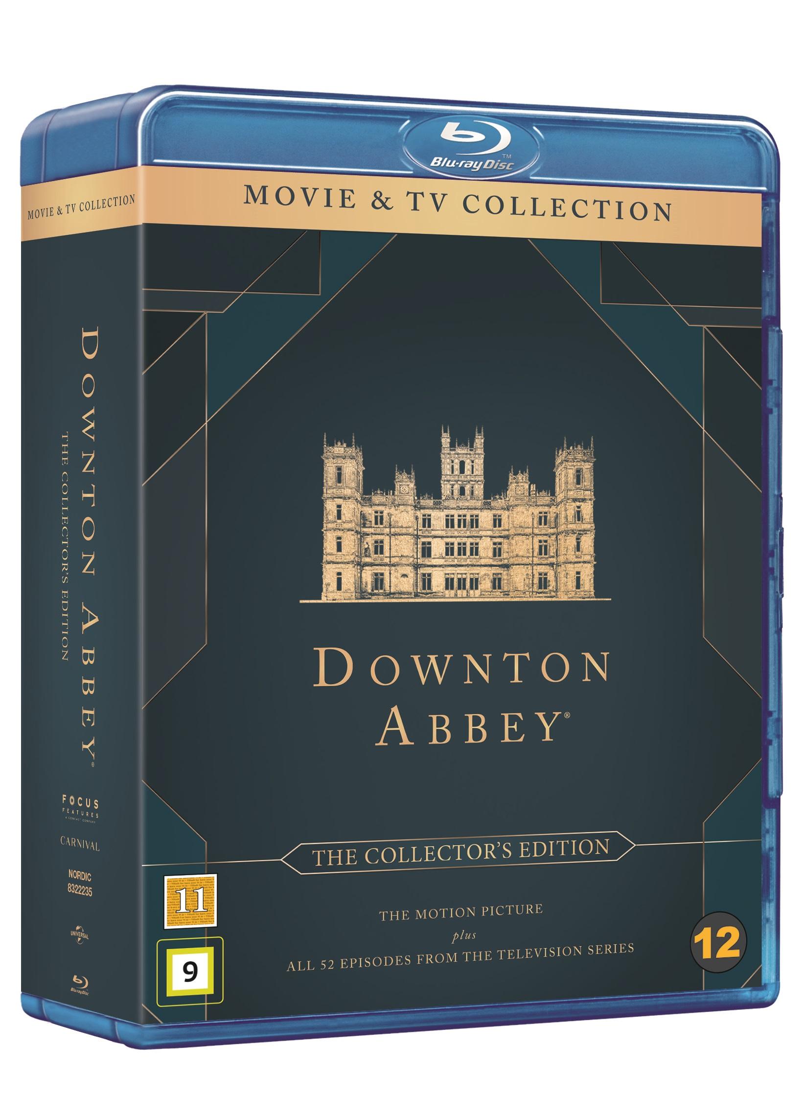 Downton Abbey - The Collectors' Edition - Downton Abbey - Film -  - 5053083222352 - 5/10-2020