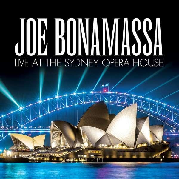 Live At The Sydney Opera House - Joe Bonamassa - Musik - ADA UK - 0810020500363 - 25/10-2019