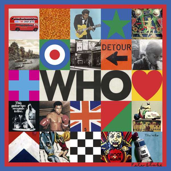 Who - The Who - Musik - UNIVERSAL - 0602577430367 - 6/12-2019