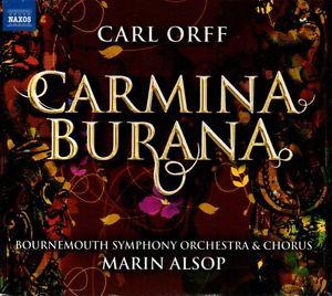 Carmina Burana - Marin Alsop - Musik - NAXOS - 0747313003372 - 15/3-2007