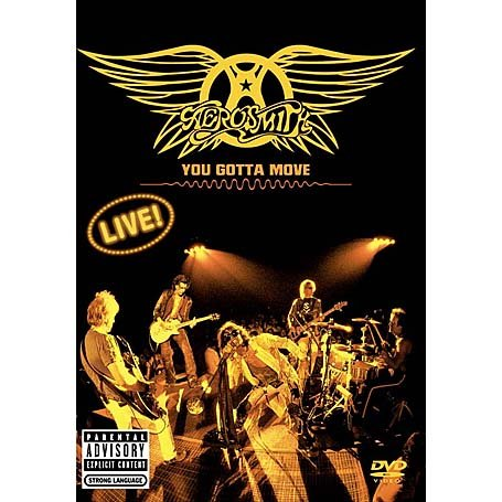 You Gotta Move - Aerosmith - Film - COLUMBIA - 5099720269373 - 8/12-2004