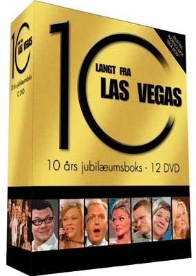 Langt fra Las Vegas - 10 års jubilæumsboks - Series - Film -  - 5700773305375 - 21/11-2018