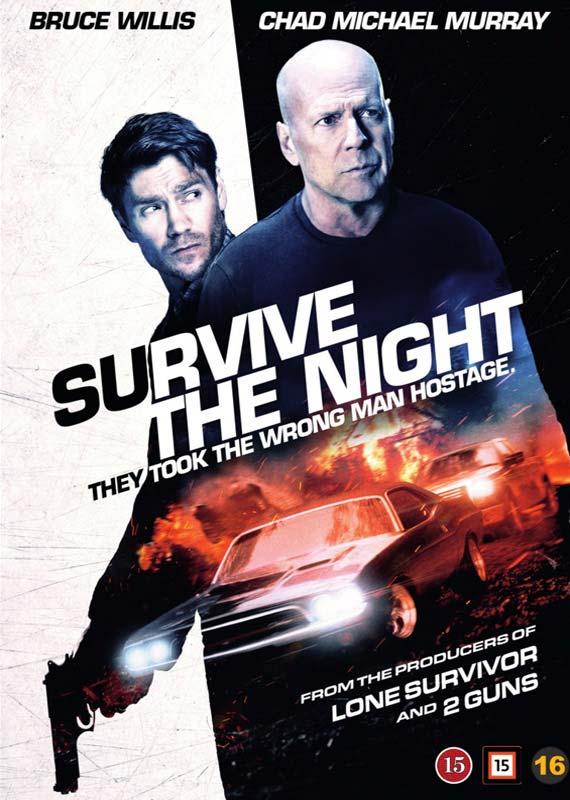 Survive the Night - Bruce Willis - Film -  - 5705535065375 - 24/9-2020