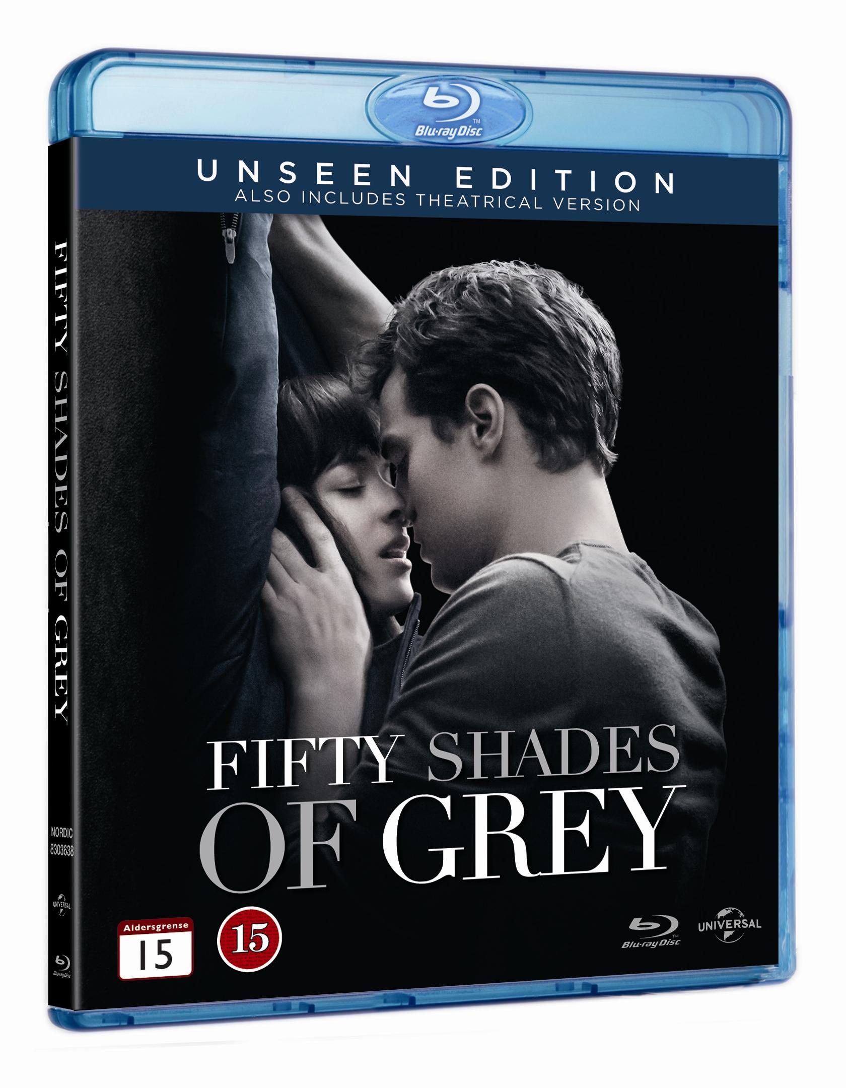 Fifty Shades of Grey - Jamie Dornan - Film - Universal - 5053083036386 - 19/6-2015