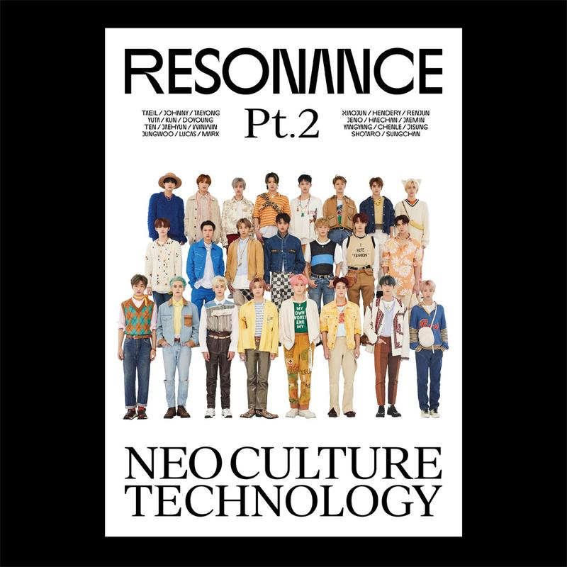THE 2ND ALBUM RESONANCE PT.2 (DEPARTURE VER.) - NCT - Musik -  - 8809633189388 - 15/12-2020