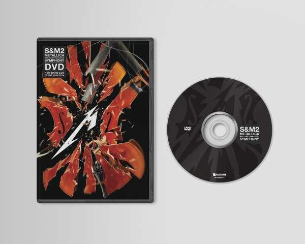 S&M2 - Metallica - Film -  - 0602508861390 - 28/8-2020