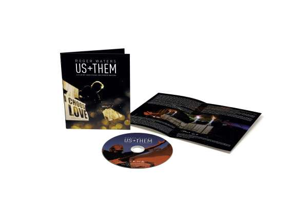 Us + Them - Roger Waters - Film - COLUMBIA - 0194397077391 - 2/10-2020
