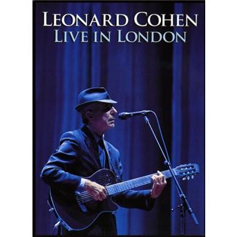 Live in London - Leonard Cohen - Musik - ROCK - 0886974050391 - 31/3-2009