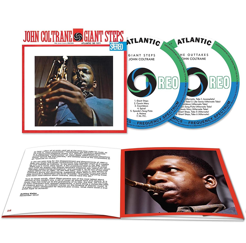 Giant Steps (60th Anniversary) - John Coltrane - Musik - RHINO - 0603497848393 - 18/9-2020