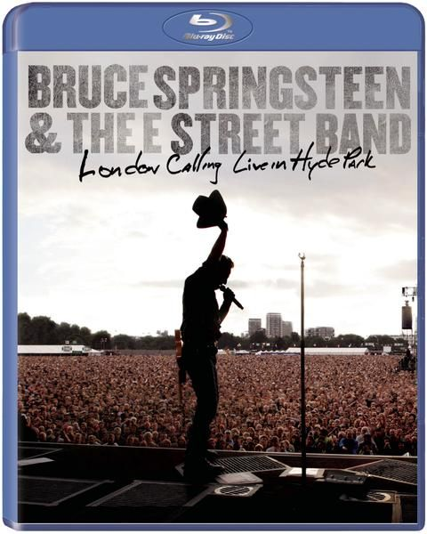 London Calling: Live in Hyde Park - Bruce Springsteen & the E Street Band - Film - SONY MUSIC - 0886977240393 - 23/6-2010