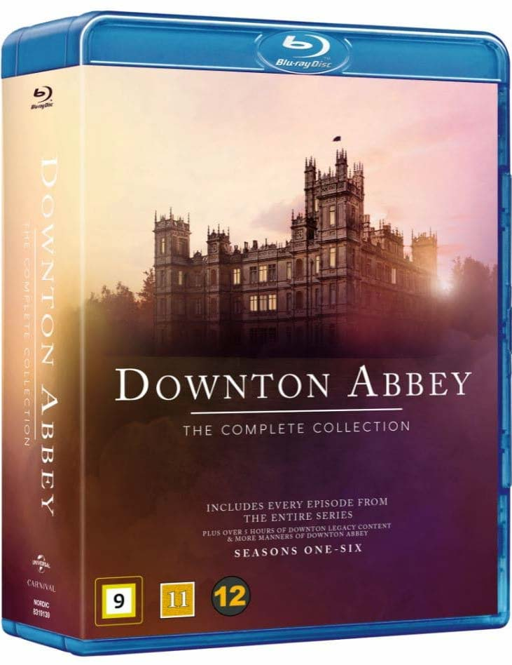 Downton Abbey - The Complete Collection - Downton Abbey - Film -  - 5053083191399 - 5/8-2019