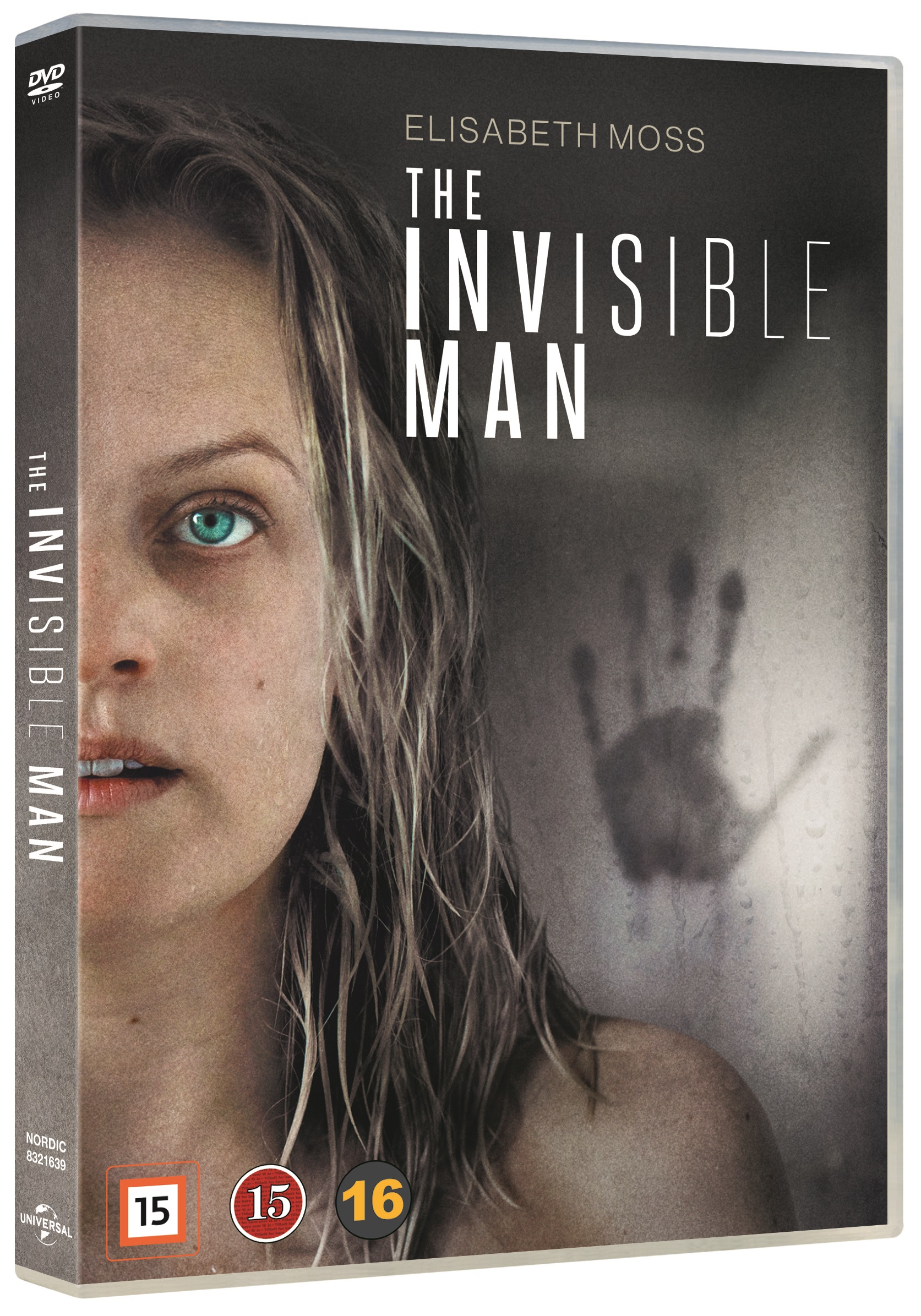 The Invisible Man (2020) -  - Film -  - 5053083216399 - 20/7-2020
