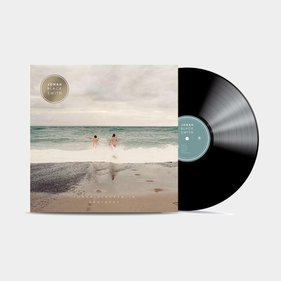 Brothers [Signeret] - Jonah Blacksmith - Musik -  - 5054197082399 - 23/10-2020