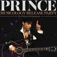 Musicology Release Party - Prince - Musik - POP/ROCK - 0823564031408 - 4/10-2019