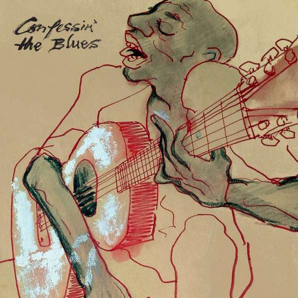 nfessin' the Blues -  - Musik - BMGR - 4050538338409 - 9/11-2018