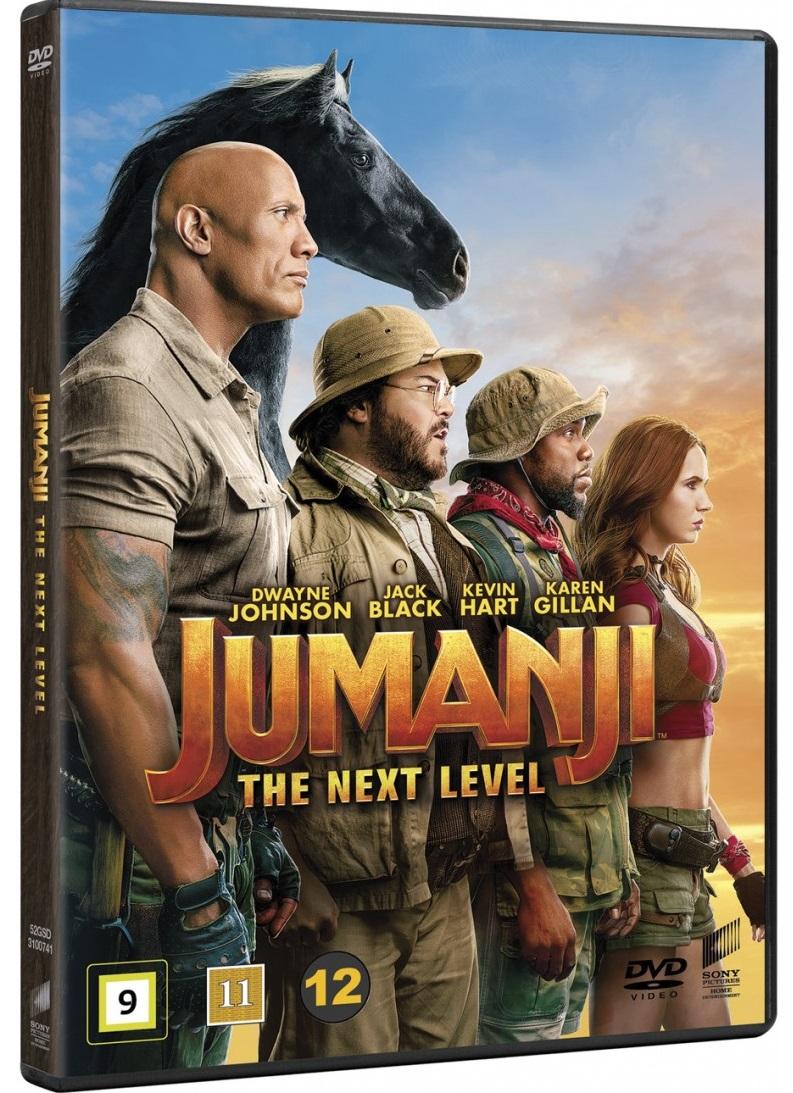 Jumanji: The Next Level -  - Film -  - 7330031007413 - 20/4-2020
