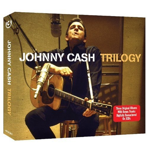 Trilogy, Songs of Our Soul, Hymns by Johnny Cash, Greatest ! - Johnny Cash - Musik - NOT NOW - 5060143490415 - 11/1-2010
