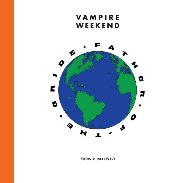 Father of the Bride - Vampire Weekend - Musik - COLUMBIA - 0190759301418 - 3/5-2019