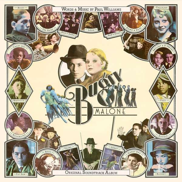 Bugsy Malone - O.s.t - Musik - POLYDOR - 0602567592419 - 25/10-2018