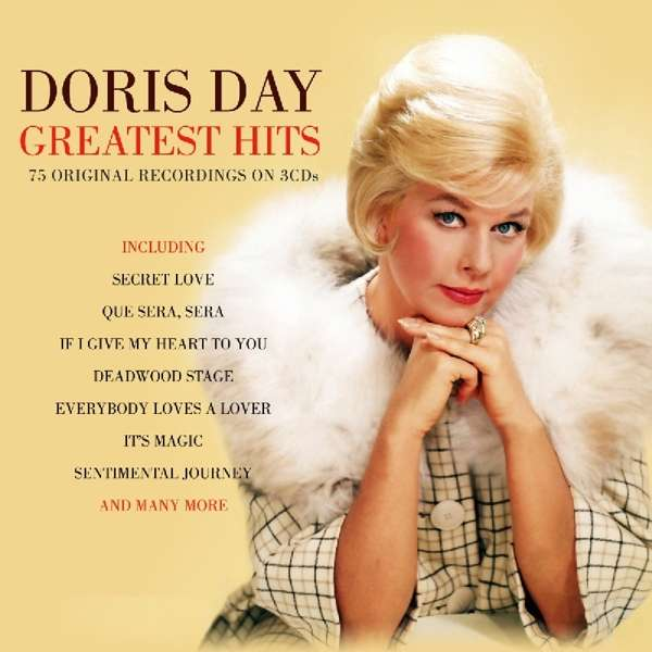 Greatest Hits - Doris Day - Musik - NOT NOW - 5060432022419 - 13/10-2016