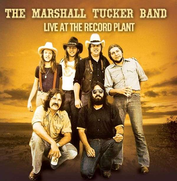 Live at the Record Plant - Marshall Tucker Band - Musik - HOTSPUR - 5207181101419 - 4/6-2015