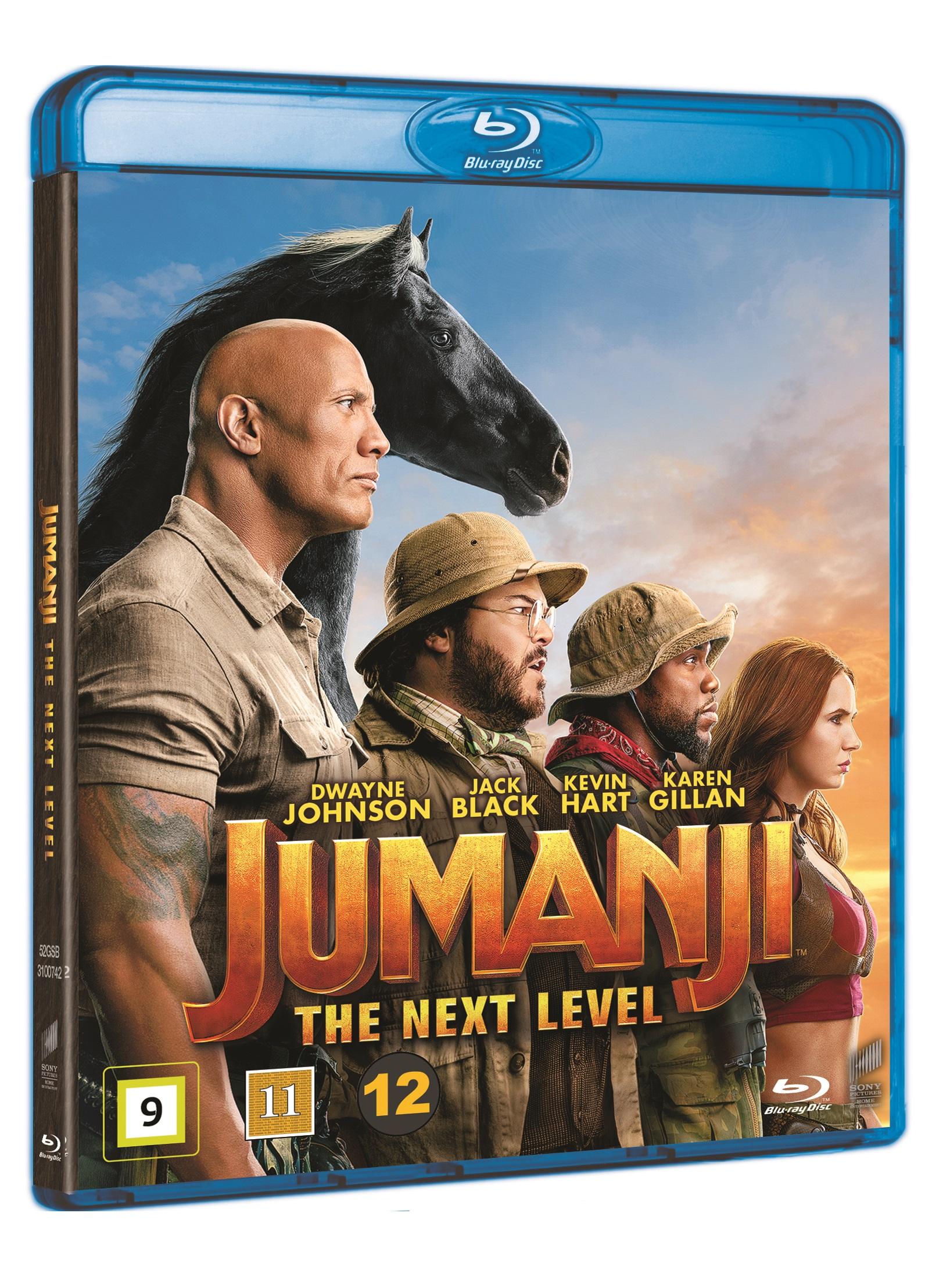 Jumanji: The Next Level -  - Film -  - 7330031007420 - 20/4-2020
